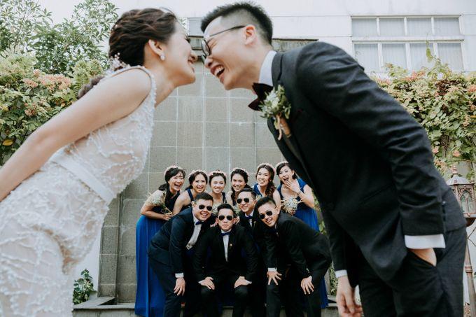 Ryan & Feli Wedding day by Keyva Photography - 041