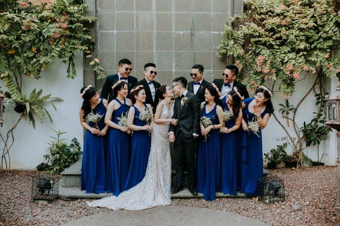 Ryan & Feli Wedding day by Keyva Photography - 042