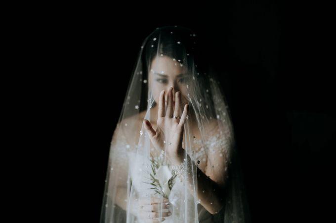 Raymond & Vanie Wedding Day by Keyva Photography - 039