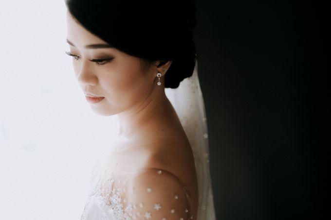 Raymond & Vanie Wedding Day by Keyva Photography - 040