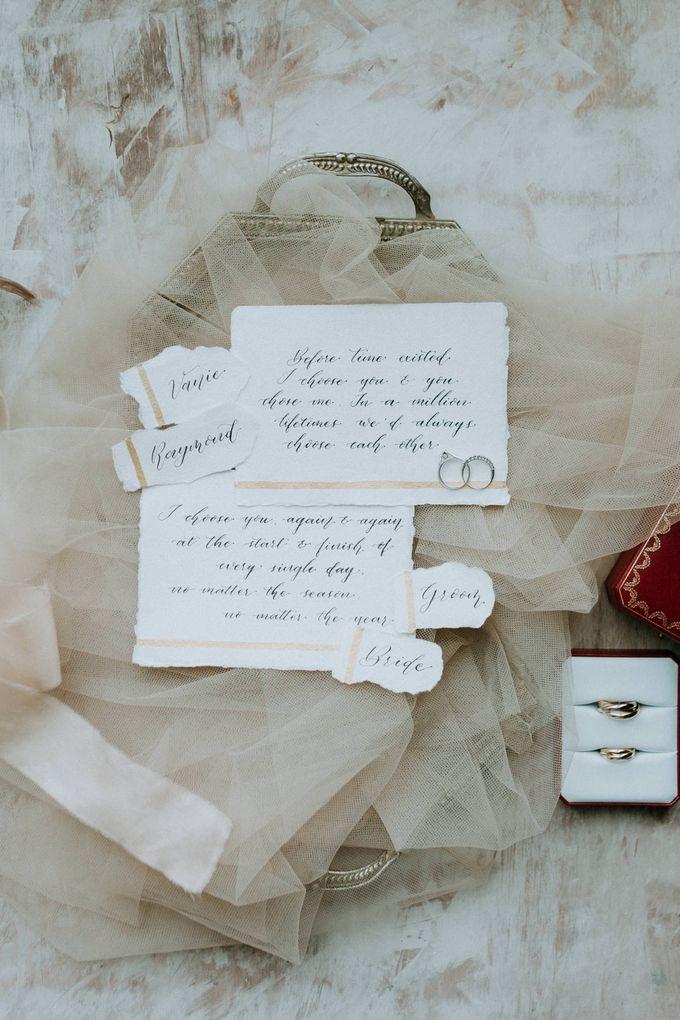 Raymond & Vanie Wedding Day by Keyva Photography - 041