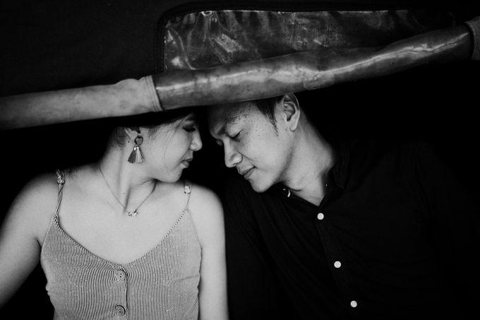 Lius & Tami Engagement Portrait by Keyva Photography - 045