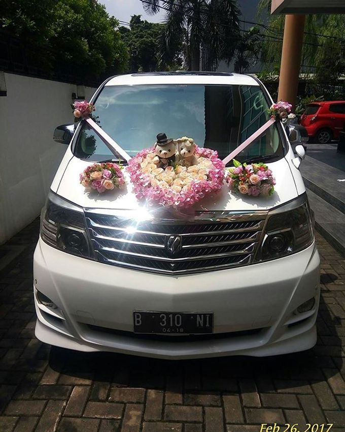 Wedding Car BK Rent Car by BKRENTCAR - 015
