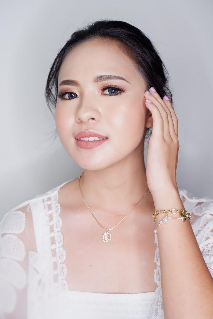 Makeup for Ms. Elia by Alexandra Makeup Artist - 004