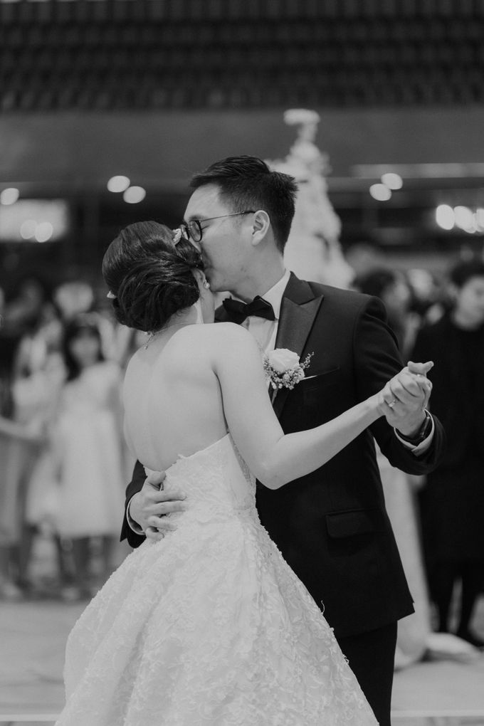 Ayana Midplaza - Kevin & Dian by Maestro Wedding Organizer - 035
