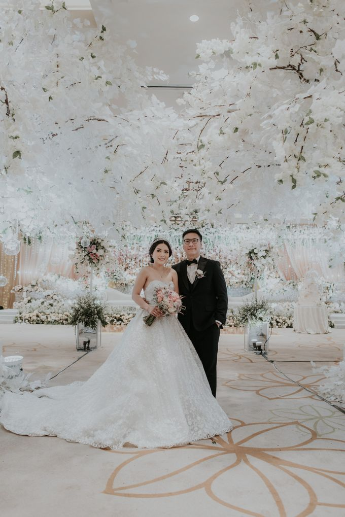 Ayana Midplaza - Kevin & Dian by Maestro Wedding Organizer - 036