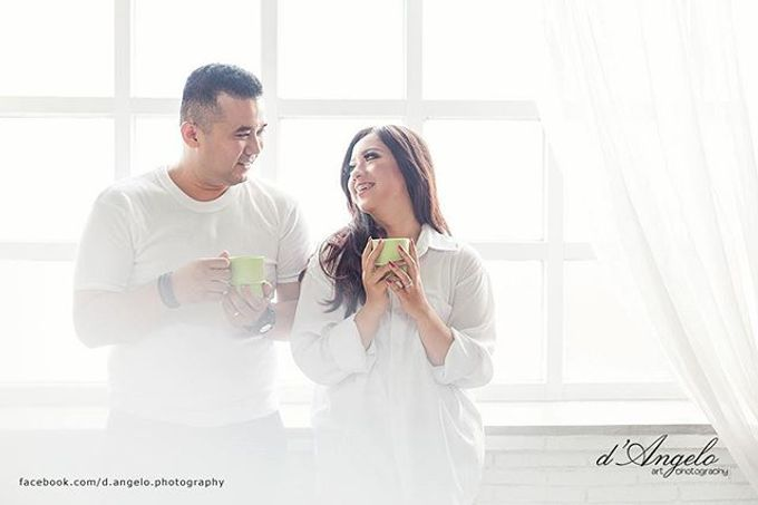 Pre Wedding by d'Angelo art Photography - 003