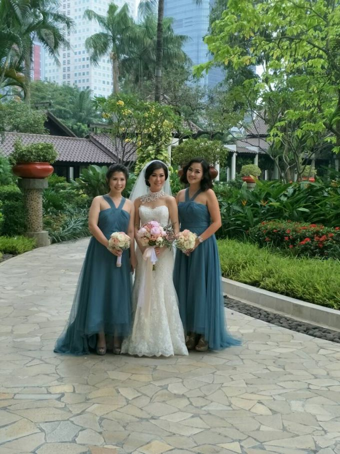 Wedding Of Ivan & Yessica by de_Puzzle Event Management - 013