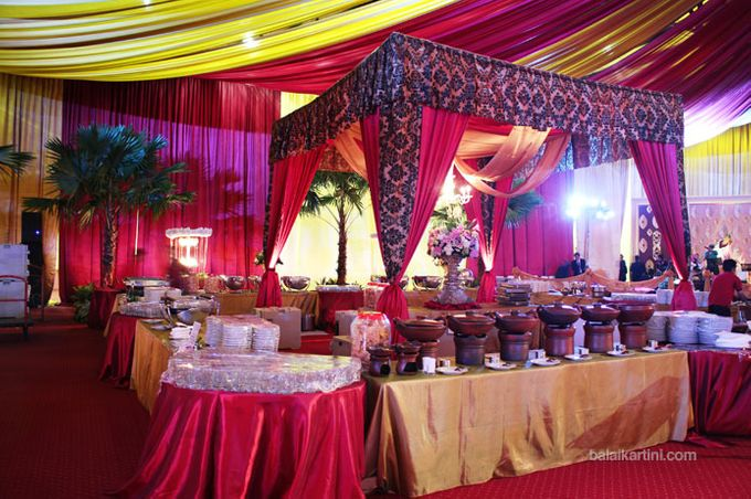 Kartika Royal Wedding Package by BALAI KARTINI - Exhibition and Convention Center - 003
