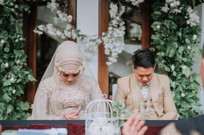 Wedding Minimalist of Kania And Dharma by Heaven Creative - 013