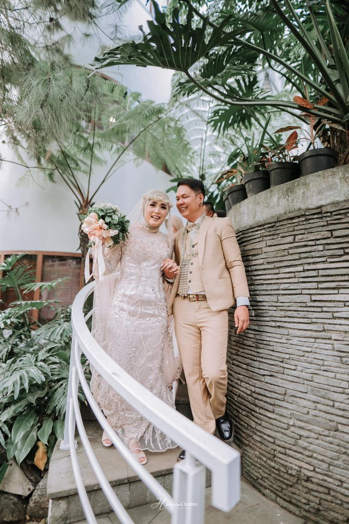 Wedding Minimalist of Kania And Dharma by Heaven Creative - 009