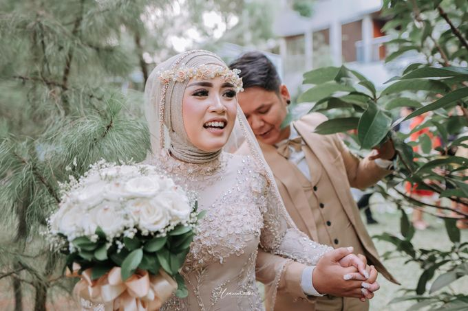Wedding Minimalist of Kania And Dharma by Heaven Creative - 005