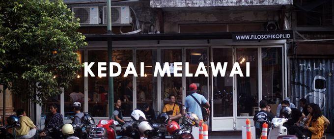 VENUE KEDAI MELAWAI by Filosofi Kopi - 001