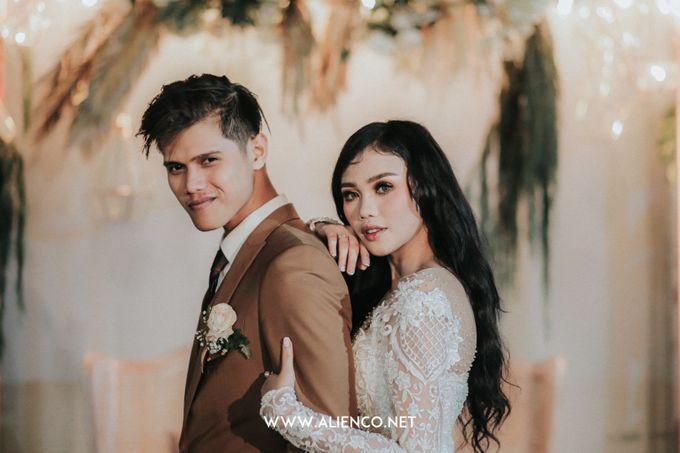 The Wedding Of Intan & Puja by Jakarta Souvenir - 043