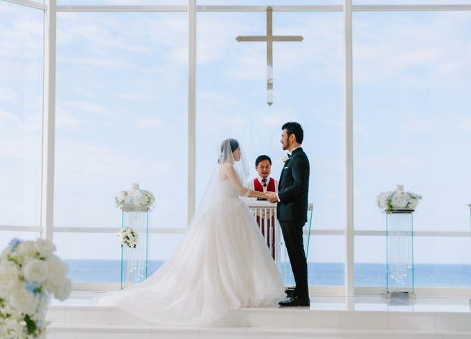 Okinawa wedding   Lazor Garden Alivila Chapel   Josh & Chrisanne by JOHN HO PHOTOGRAPHY - 022