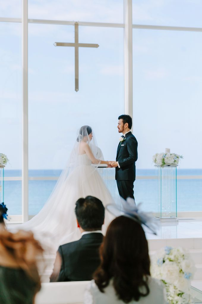 Okinawa wedding   Lazor Garden Alivila Chapel   Josh & Chrisanne by JOHN HO PHOTOGRAPHY - 023