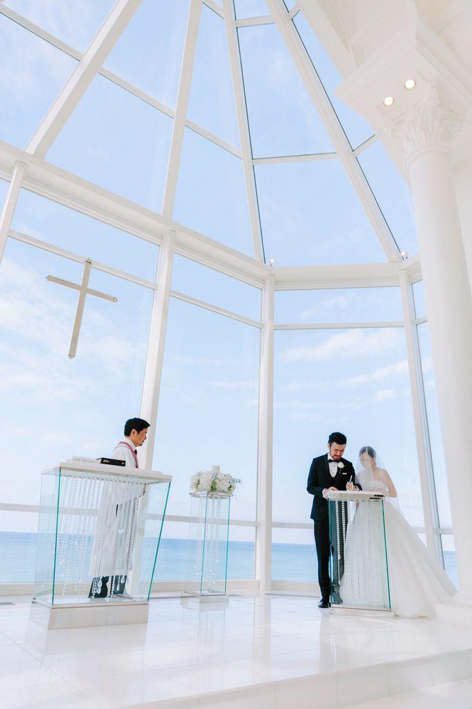 Okinawa wedding   Lazor Garden Alivila Chapel   Josh & Chrisanne by JOHN HO PHOTOGRAPHY - 026