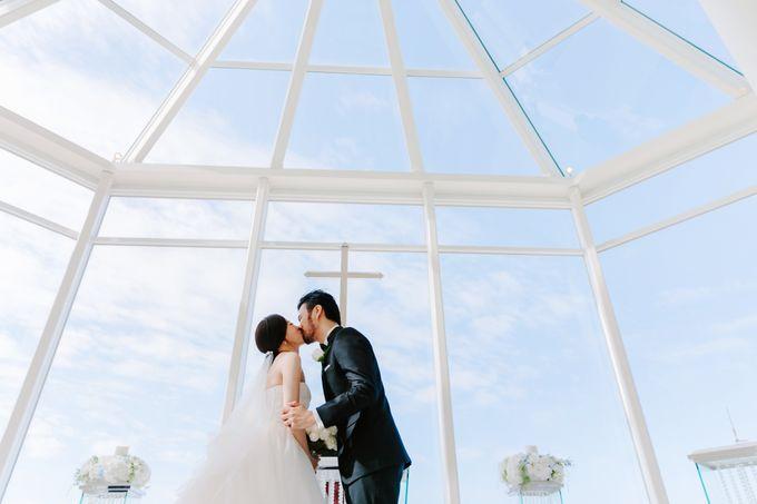 Okinawa wedding   Lazor Garden Alivila Chapel   Josh & Chrisanne by JOHN HO PHOTOGRAPHY - 030