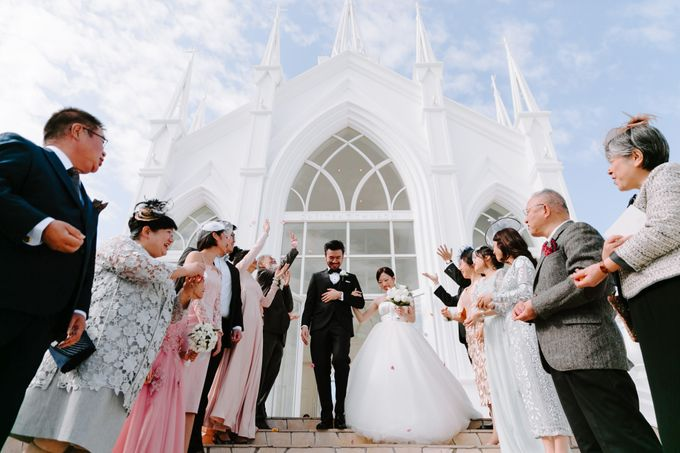 Okinawa wedding   Lazor Garden Alivila Chapel   Josh & Chrisanne by JOHN HO PHOTOGRAPHY - 034