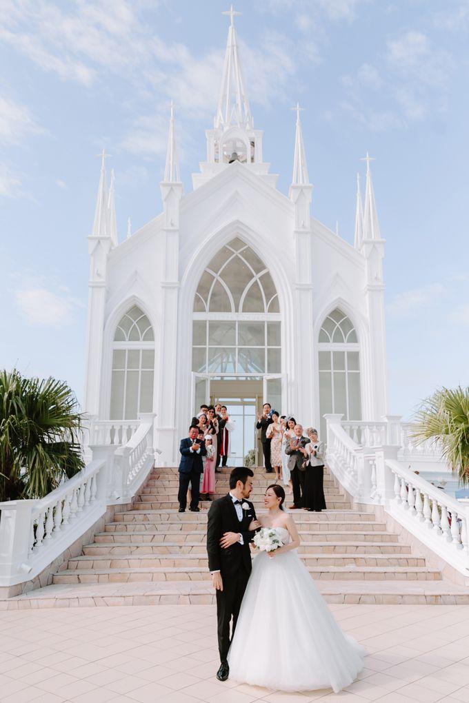 Okinawa wedding   Lazor Garden Alivila Chapel   Josh & Chrisanne by JOHN HO PHOTOGRAPHY - 036