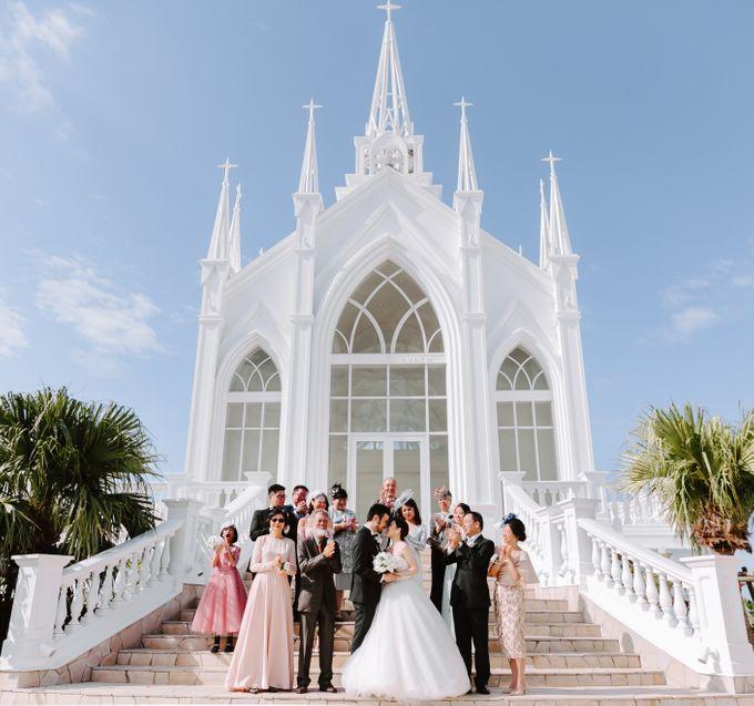 Okinawa wedding   Lazor Garden Alivila Chapel   Josh & Chrisanne by JOHN HO PHOTOGRAPHY - 038