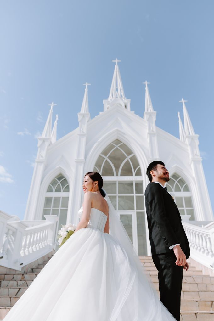 Okinawa wedding   Lazor Garden Alivila Chapel   Josh & Chrisanne by JOHN HO PHOTOGRAPHY - 039