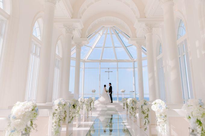 Okinawa wedding   Lazor Garden Alivila Chapel   Josh & Chrisanne by JOHN HO PHOTOGRAPHY - 040
