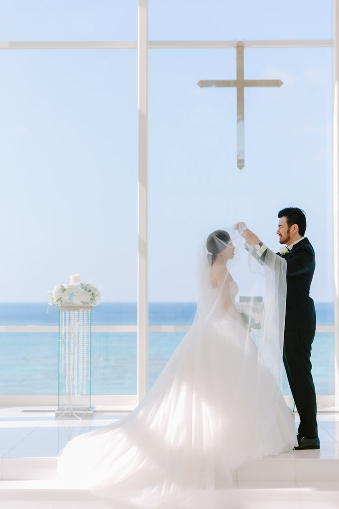 Okinawa wedding   Lazor Garden Alivila Chapel   Josh & Chrisanne by JOHN HO PHOTOGRAPHY - 028