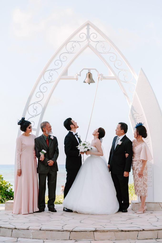 Okinawa wedding   Lazor Garden Alivila Chapel   Josh & Chrisanne by JOHN HO PHOTOGRAPHY - 042