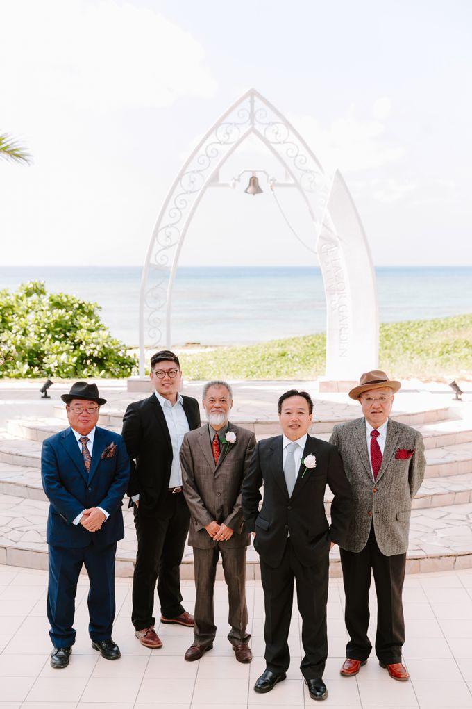 Okinawa wedding   Lazor Garden Alivila Chapel   Josh & Chrisanne by JOHN HO PHOTOGRAPHY - 044