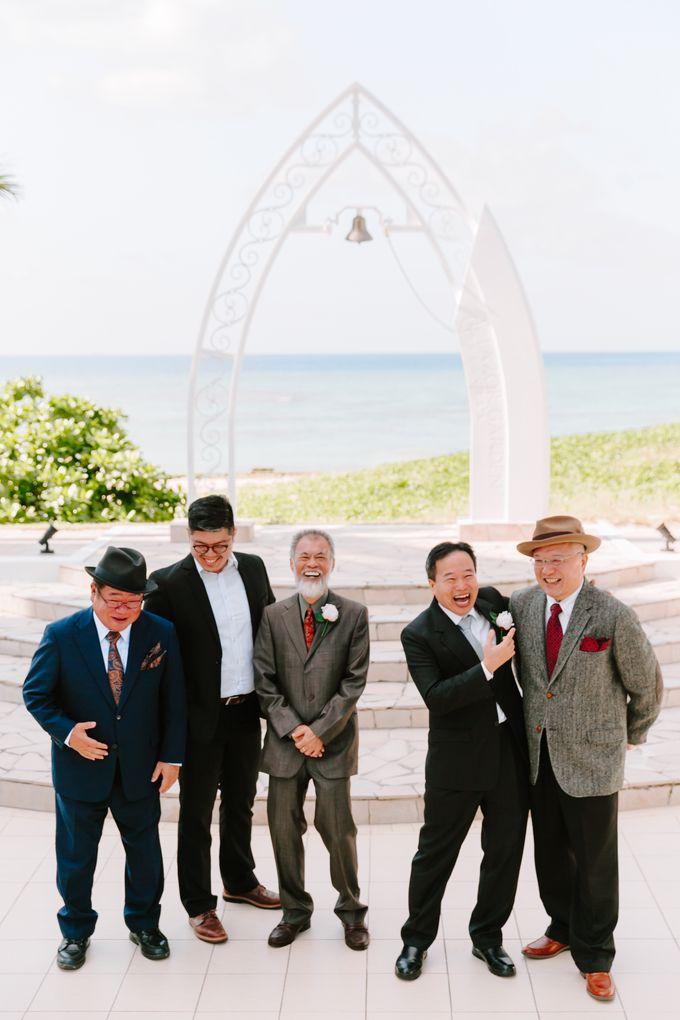 Okinawa wedding   Lazor Garden Alivila Chapel   Josh & Chrisanne by JOHN HO PHOTOGRAPHY - 045