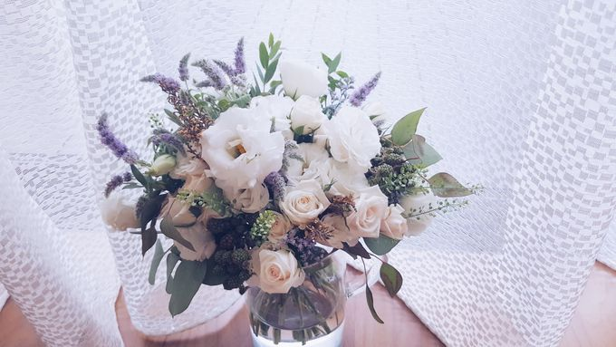 Garden Inspired Bouquets by Keira Floral - 013