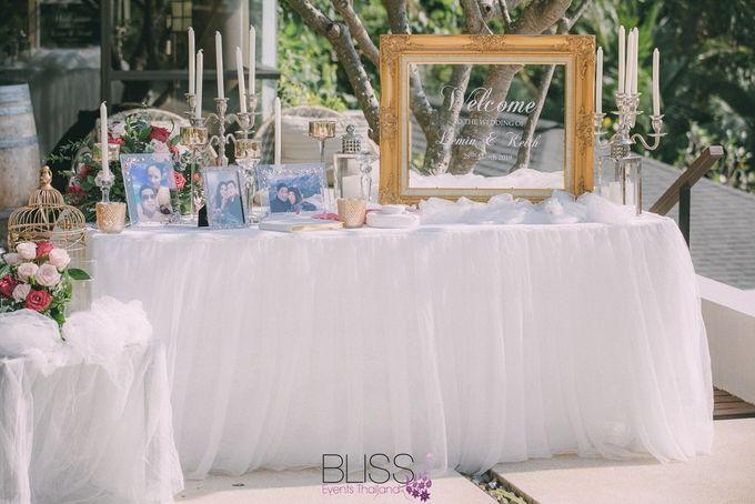 Keith & Lemin wedding at Conrad Koh Samui by BLISS Events & Weddings Thailand - 007