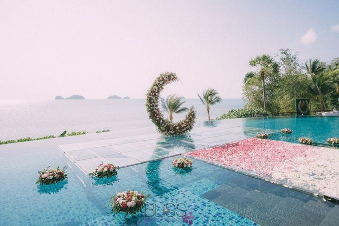 Keith & Lemin wedding at Conrad Koh Samui by BLISS Events & Weddings Thailand - 008
