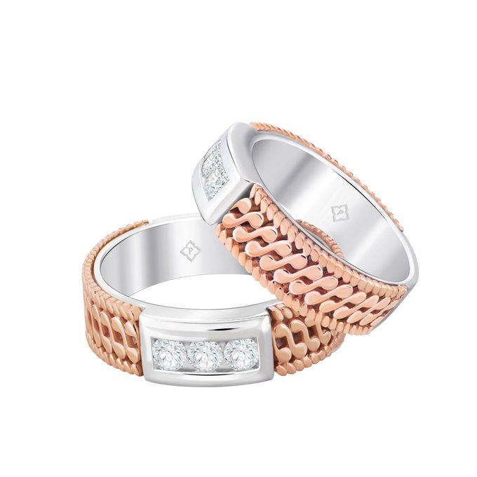 Wedding Ring Kekaseh by THE PALACE Jeweler - 006