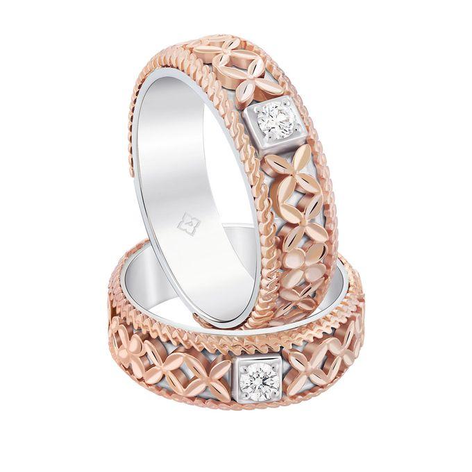 Wedding Ring Kekaseh by THE PALACE Jeweler - 005