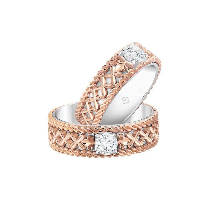 Wedding Ring Kekaseh by THE PALACE Jeweler - 003