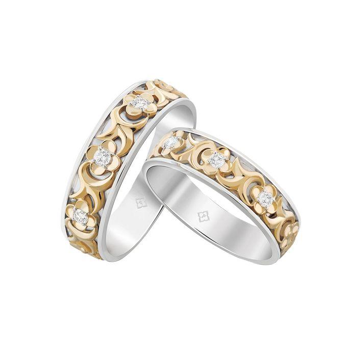 Wedding Ring Kekaseh by THE PALACE Jeweler - 002
