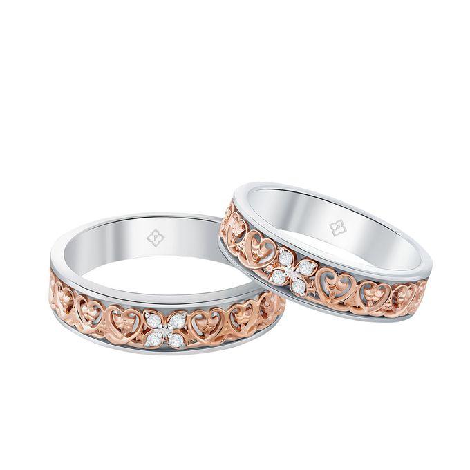 Wedding Ring Kekaseh by THE PALACE Jeweler - 001