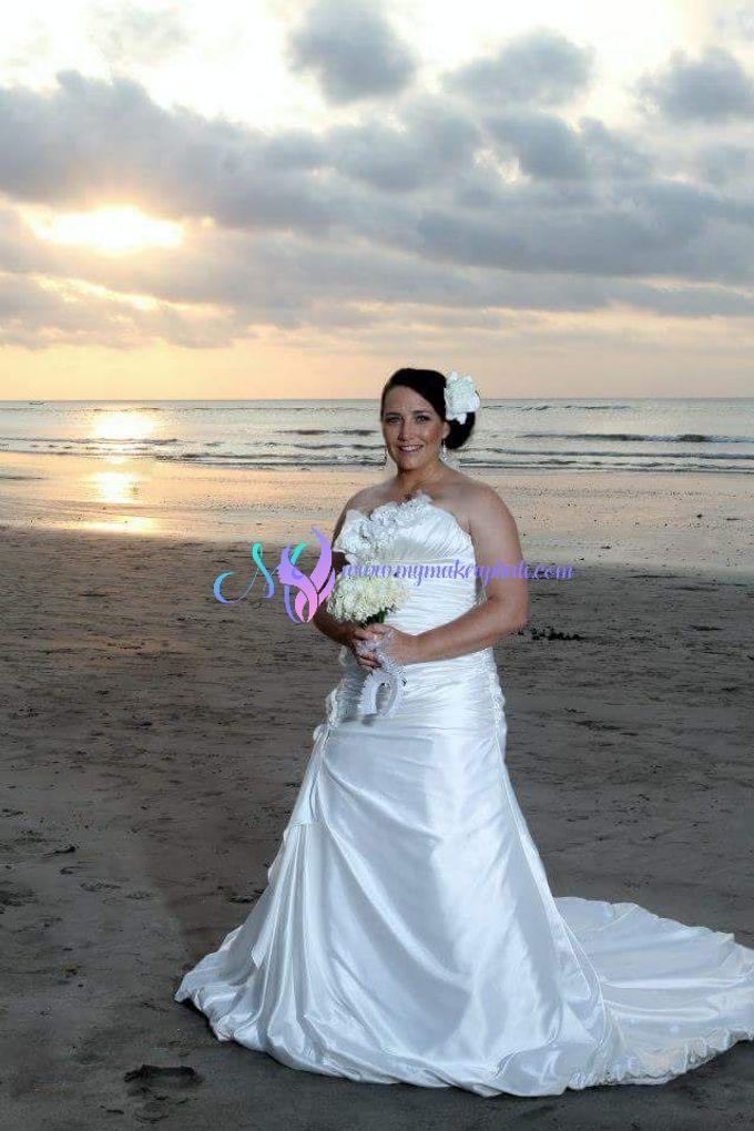 Nicole Wedding by Yenny Makeup Artist - 002