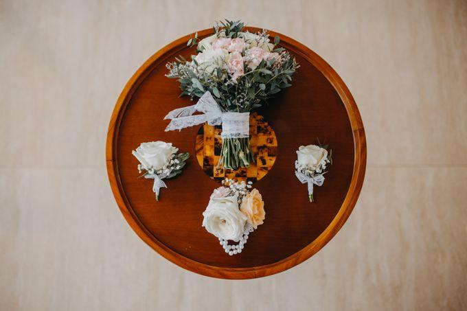 Kelly & Paul Wedding by Bali Brides Wedding Planner - 018