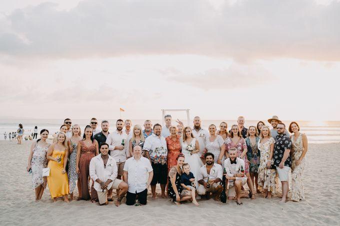 Kelly & Paul Wedding by Bali Brides Wedding Planner - 005