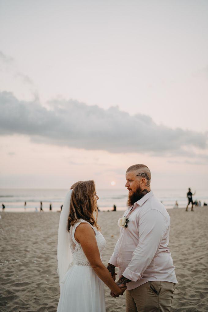 Kelly & Paul Wedding by Bali Brides Wedding Planner - 004