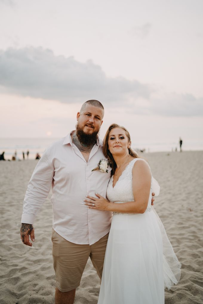 Kelly & Paul Wedding by Bali Brides Wedding Planner - 003
