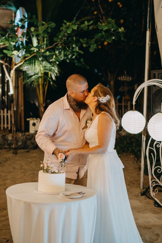 Kelly & Paul Wedding by Bali Brides Wedding Planner - 002