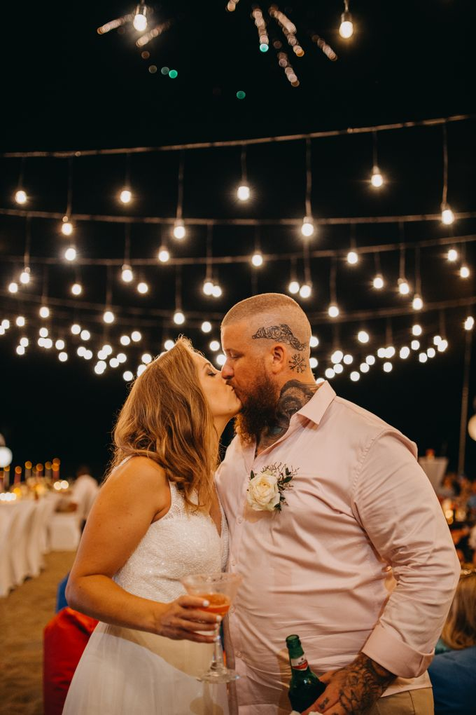 Kelly & Paul Wedding by Bali Brides Wedding Planner - 001