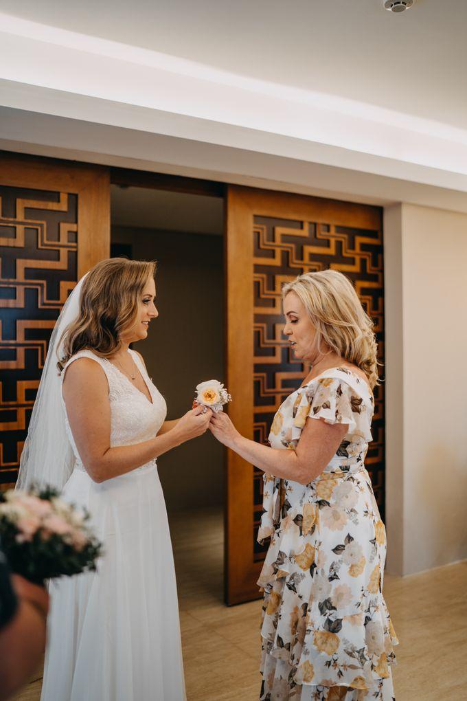 Kelly & Paul Wedding by Bali Brides Wedding Planner - 016