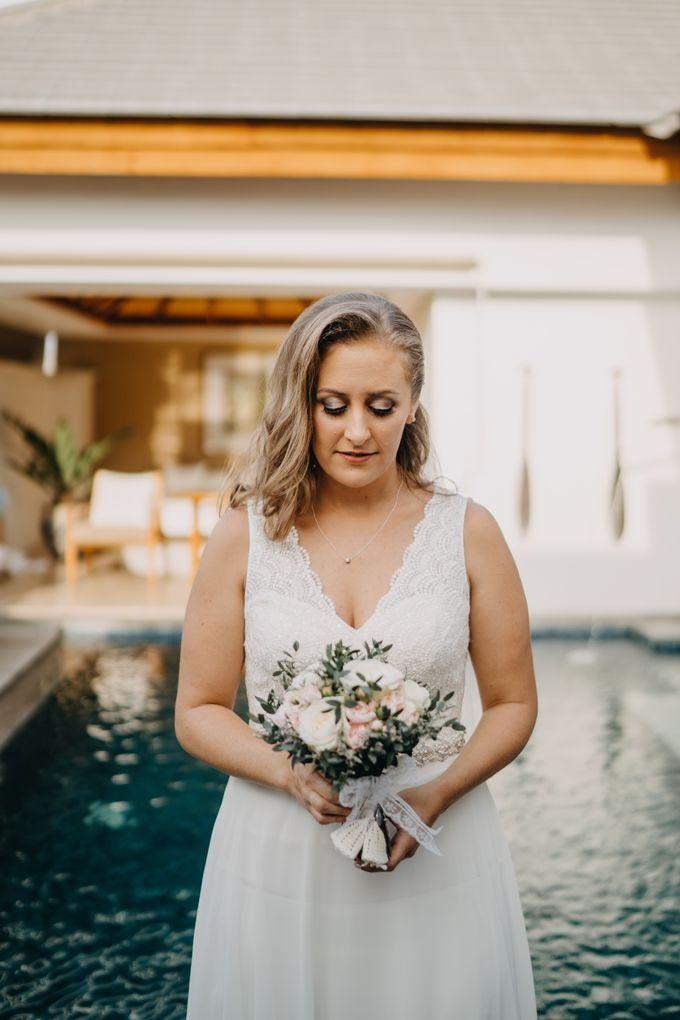 Kelly & Paul Wedding by Bali Brides Wedding Planner - 015