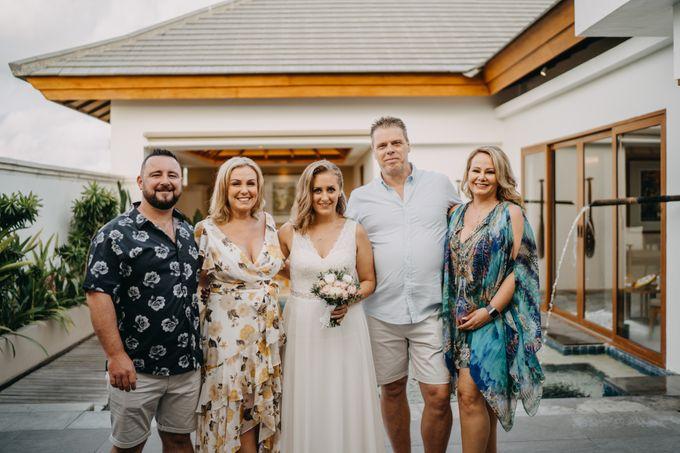 Kelly & Paul Wedding by Bali Brides Wedding Planner - 014