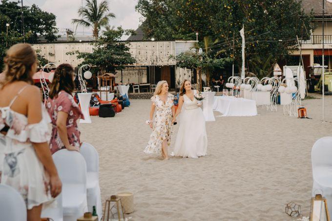 Kelly & Paul Wedding by Bali Brides Wedding Planner - 012